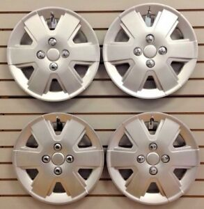 2006 2011 Set Of 4 Ford Focus 15 Wheelcover Hubcaps New