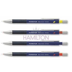 Staedtler Mars Micro Mechanical Pencil All Lead Widths Available