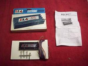 Vintage 1960 S Nos Hurst Airheart Dual Coil Scr Electronic Ignition In Box Yenko