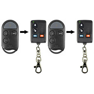 2 Fits 94 96 Infiniti Q45 Replacement Remote Key Keyless Entry Fob Transmitter