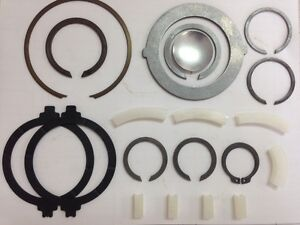 Np231 Transfer Case Small Parts Kit Tc231 50u W Snap Rings Fork Pads Washer