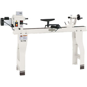 Shop Fox W1758 16 inchx 43 inch Wood Lathe W stand