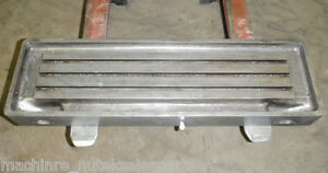 35 X 7 25 Steel Welding T slotted Table Cast Iron Layout Plate T slot