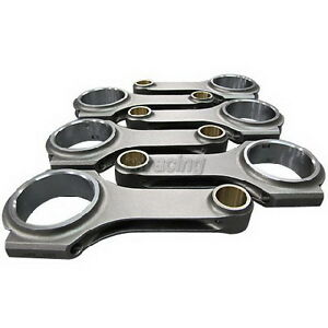 Cxracing H Beam Connecting Rods For Nissan 350z G35 Vq35 Forged