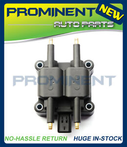 Ignition Coil Replacement For 95 10 Chrysler Dodge Plymouth Tj L4 V10 Uf183