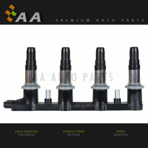 New Ignition Coil For Chevrolet Cruze Aveo Sonic C1646 96476983 55561655 Uf620