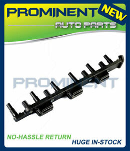 Ignition Coil New Pack Uf296 For 2000 2006 Jeep Grand Cherokee Wrangler 4 0l L6