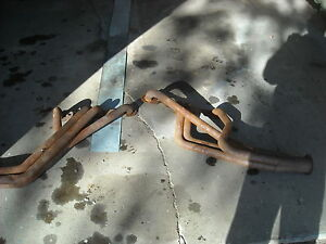 Rat Rod Headers 321 s Pick Up Only
