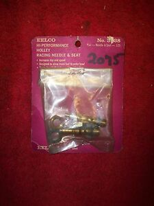 Vintage 1960 S Nos Eelco Holley Carburetor High Performance Racing Needle Seat