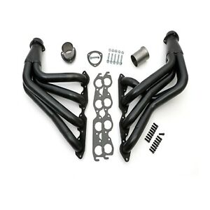 Hedman Hedders 68090 Steel 2 Exhaust Headers For Chevrolet Corvette