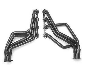 Hedman Hedders 88360 Steel 1 1 2 Shortie Exhaust Headers For Ford