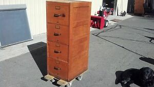 vintage Globe wernicke File Cabinet 4 Drawer Legal Oak We Deliver Locally Norca