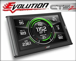 Edge 85401 Evolution Programmer And Cts2 Monitor W Mount For Diesel Engines