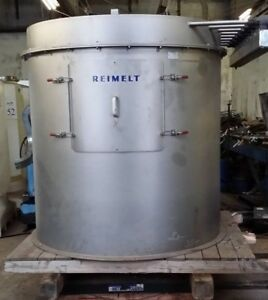 Reimelt Stainless Steel Bin Vent Jet filter 1590 Dust Collector 0 5 Bar