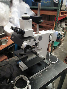Vickers Instruments M41 Photoplan Microscope