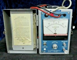 Associated Research 411 m3 Kilovolts Ac Hypot Tester