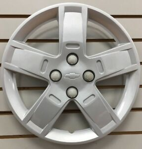 2009 2011 Chevy Aveo 15 Bolt On Hubcap Wheelcover Factory Original 96653144 Oem