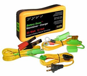Save A Battery 3015 12 Volt 25 Watt Battery Saver Maintainer And Rescue