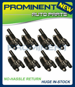8 Ignition Coil Replacement For Buick Chevrolet Gmc Cadillac 6 0l 5 3l Uf414