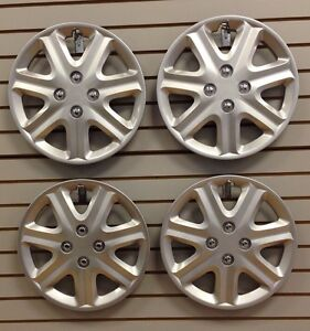 New 2003 2005 Honda Civic 15 Hubcap Wheelcover Set Of 4