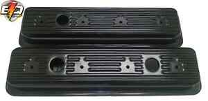 Small Block Chevrolet Valve Covers Center Bolt Down 1986 And Later