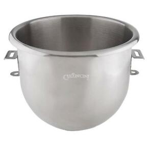 Stainless Steel Mixing Bowl Compatible With Hobart Mixers 20 Qt 7020