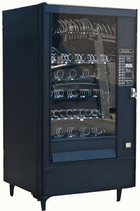 Automatic Product Snackshop Ap 113 5 Column Wide Snack Vending Machine