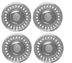 1998 2002 Ford Crown Victoria 16 Hubcaps New Wheelcover Set Of 4