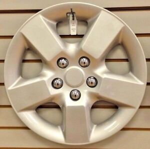 New 16 5 Spoke Hubcap Wheelcover That Fits 2008 2015 Nissan Rogue