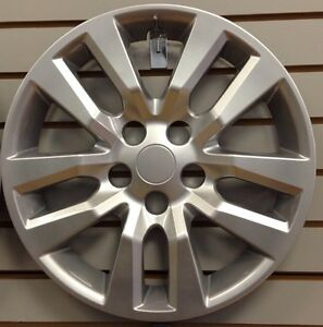 New 16 Silver Hubcap Wheelcover That Fits 2013 2018 Nissan Altima