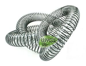 50 Ft Wire Reinforced Hose 1 5 Flexible Clear Honeybee Vacuum Beekeeping