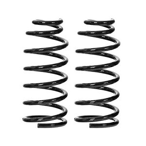 Arb 2927 Pair Of Black Old Man Emu Front Coil Springs Fits Jeep Cherokee Liberty