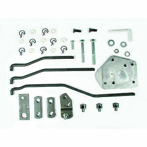 Hurst 3737637 Competition Plus Shifter Installation Kit For 1965 73 Ford Mustang