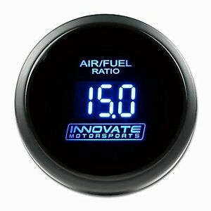Innovate 3793 Db Blue Digital Wideband Air fuel Ratio Gauge Only For Lc1