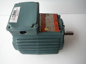 Reliance Electric Duty Master Ac Motor 1 2hp 1725rpm