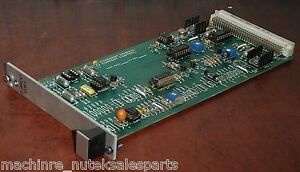 Coherent General Current Control Module 0533 026 02 Rev D _ 053302602 Board Card