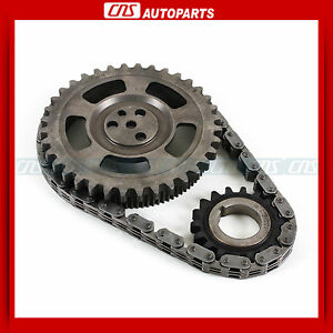 Engine Timing Chain Kit 92 93 94 Chevrolet 350 Camaro Corvette Firebird 5 7l V8