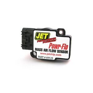Jet Performance 69125 Powr Flo Mass Air Sensor For Chevy Gmc Cadillac Isuzu