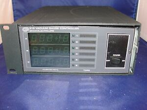 Granville phillips 316 Vacuum Gauge Controller Multiple Analog Outputs