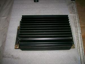 Cadillac Catera 2000 2001 Bose Amplifier For Radio 24413044 Oem