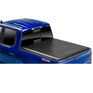 Lund 96089 Black Vinyl Roll Up Tonneau Cover For Nissan Frontier 6 Ft Bed