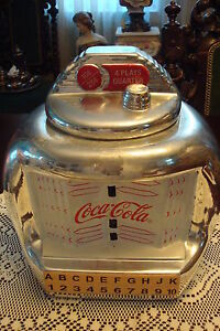 Coca Cola Jukebox Cookie Jar by Gibson 2000, 10