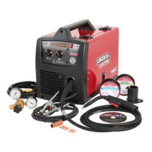 Lincoln Electric Welders K2697 1 Easy Mig 140 120 Volt Ac Compact Wire Welder