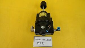 Fujikura Model Rv Precision Vacuum Regulator Used Working