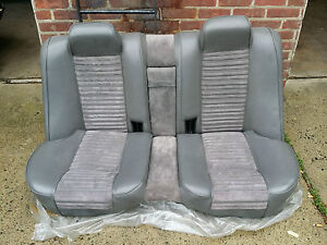 Alfa Romeo Milano Platinum Front Back Seats Price Reduced