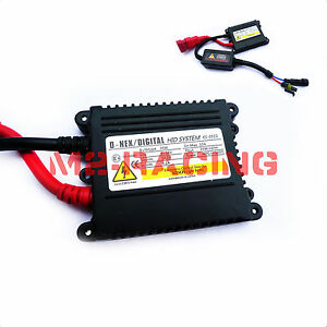 Onex One 35w Super Digital Slim Hid Spare Replacement Ballast Us Seller