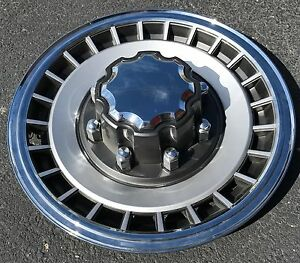 New 1984 1997 Ford Truck F250 F350 Van E250 E350 16 Wheelcover Hubcap