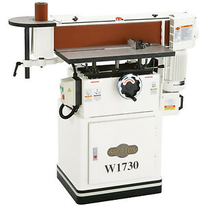 Shop Fox W1730 Oscillating Edge 6 Belt Sander