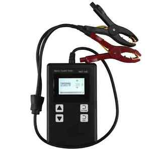 New Automotive Lead Acid Battery Tester Analyzer For Battery System
