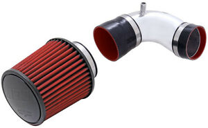 Aem Short Ram Air Intake 04 06 Saturn Ion Red Line 2 0l L4 Supercharged Polished